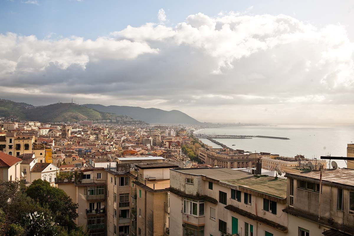 panorama view hdr salerno campania Canon 35mm f/1.4 5d ff
